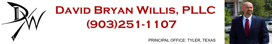 Tyler Business Lawyer | Litigation | Estate Planning | Probate