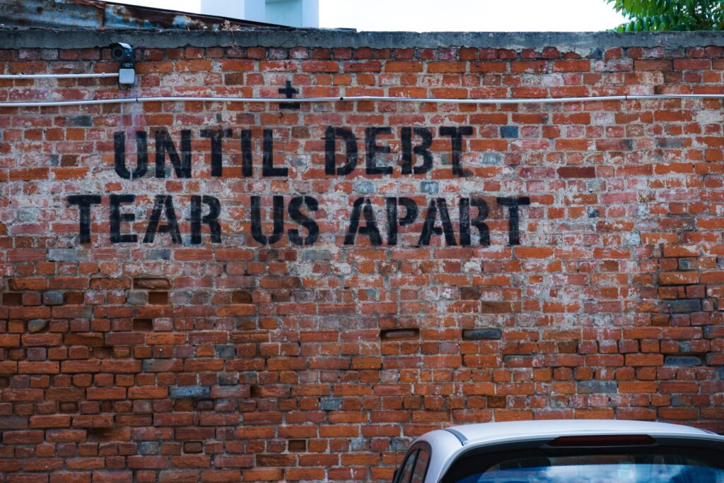 How Is Debt Divided In Divorce?